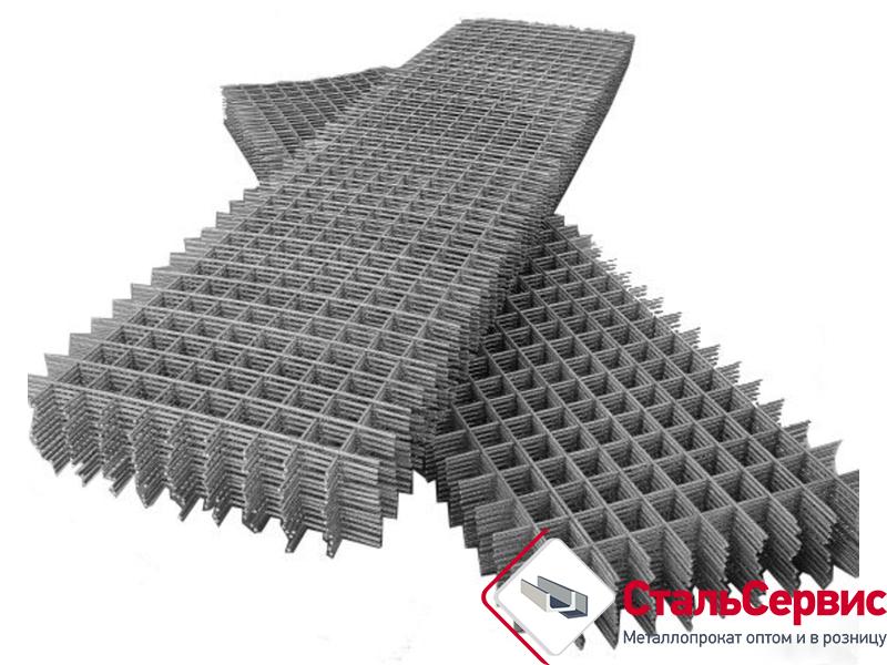 Сетка 100х100х3,0 (1,0х3,0)