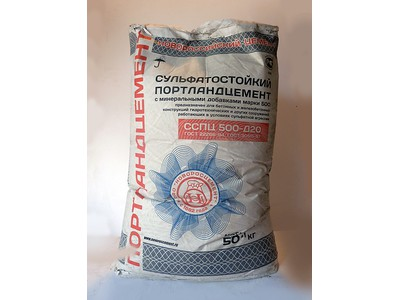 Цемент ЦЕМ-ll/А-Ш 42,5Н Тара/50 кг