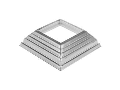 Основание балясины SK74.80.30 Высота: 29 отв:30, кв:80 (1мм)