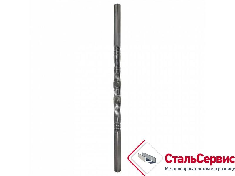 Столб начальный SK51.10.1 Высота: 1000, кв:42 (1.5мм)