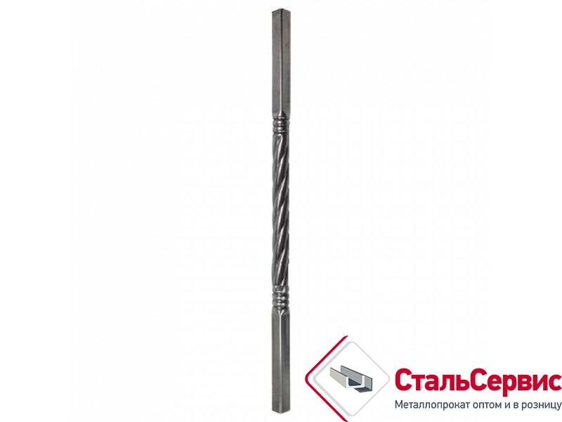 Столб начальный SK51.12.1 Высота: 1000, кв:42 (1.5мм)