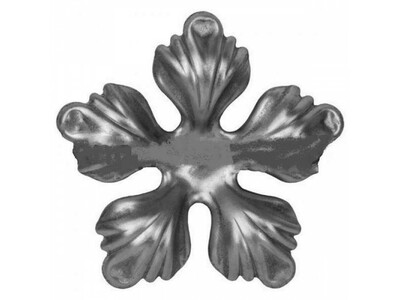 Цветок SK23.03.2 Размер:86мм(1мм)