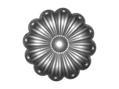 Цветок SK23.07.4 Размер:80 мм (1мм)