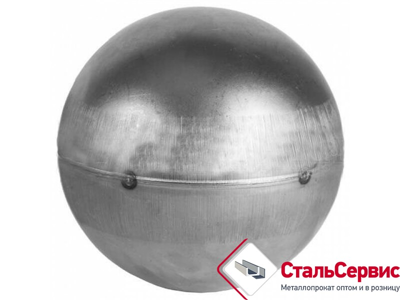Шар пустотелый SK02.90 Диаметр 90мм(1,2мм)