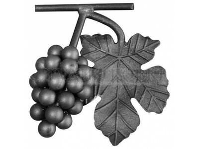 Виноград с листом SK 21.05 Размеры: 200х140