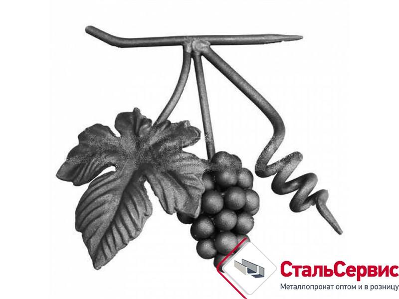 Виноград с листом SK 21.07 Размеры: 150х120