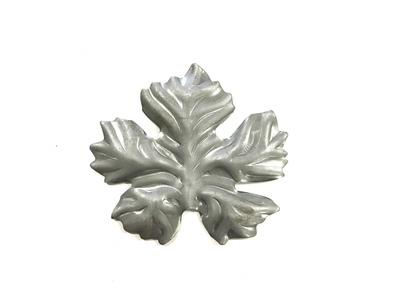 Лист Виноградный  SK22.35 Размеры: 95х85 (2 мм)