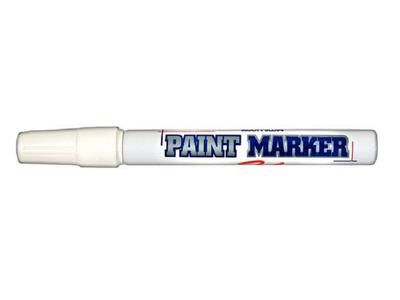 Маркер- краска белый 138х11мм
