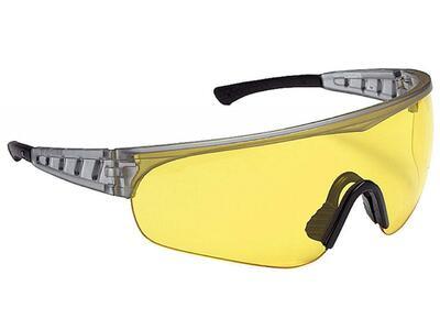 Очки защитные, с дужками, желт,
