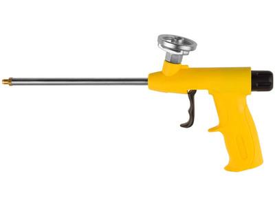 Пистолет для монтаж.пены пластиковый корпус