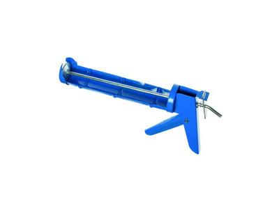 Пистолет для герметика,225 мм,полукорпусный