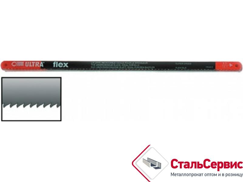 Полотно ножовочное 300мм одностороннее(Ultra Flex)