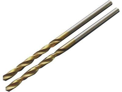 Сверло по металлу d-3,5 титановое покрытие