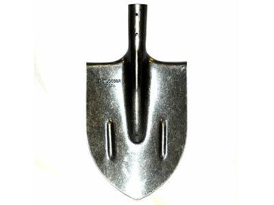 Лопата штыковая (рельс.сталь) с надписью