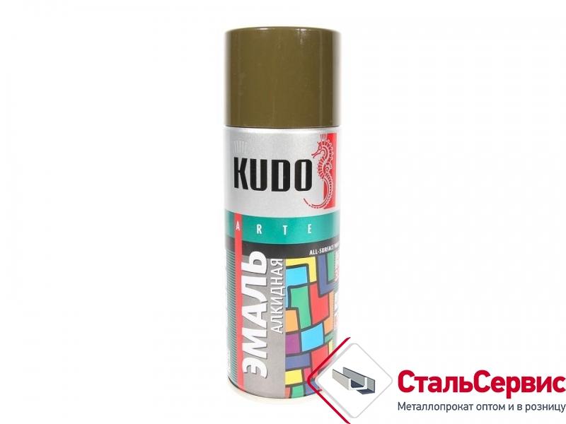 Аэрозоль KUDO №1005 хаки 520мл