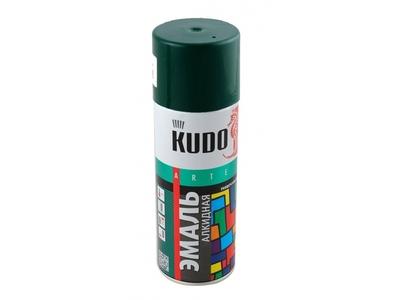Аэрозоль KUDO №10081 зеленая 520мл(ЗР)