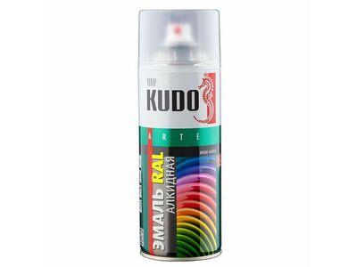 Аэрозоль KUDO №1016 темно-серая 520мл