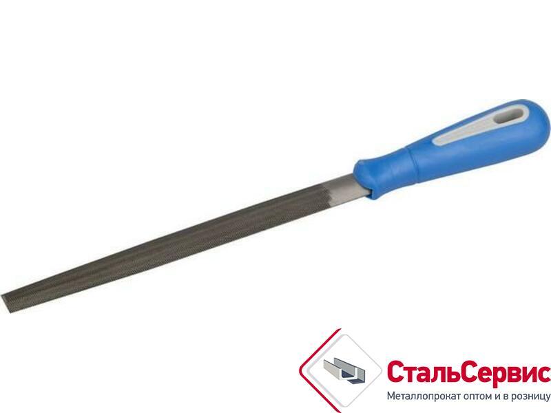 Напильник,200 мм, полукруглый,прорез.ручка