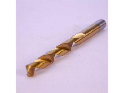 Сверло по металу d-10, титан.покрытие